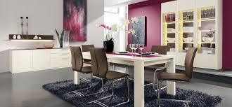 Pink Dining Room Chairs 30 Modern Dining Rooms
