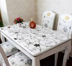 thick plastic table cover new series table cover clear plastic thick clear plastic table cloth