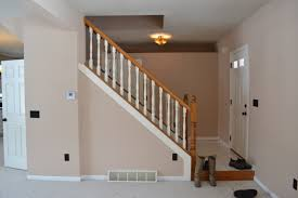 What Is A Banister On Stairs by The Staircase Situation Craftsman Style Balusters U0026 Reveal