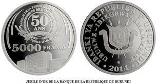 bureau de change republique banque de la république du burundi