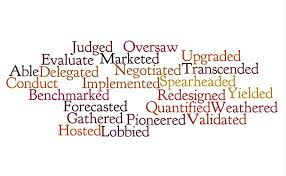 Best Words For Resume by List Of 15 Good Words That Add Power To Your Resume Wisestep