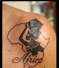 ideas about african tattoo on pinterest africa tattoos african