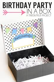 How To Put A Box Together 25 Unique Birthday Gifts Ideas On Pinterest Birthday Presents