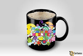 magic coffee mugs heat sensitive color changing coffee mug good