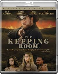 the keeping room blu ray
