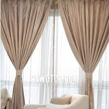 Simple Curtains For Living Room Simple Living Room Blackout Best Discount Patterned Toile Curtains
