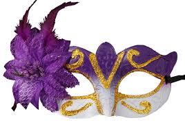 Mardi Gras Halloween Costume Masquerade Mask Halloween Costume Mask Venetian Party Mask Mardi