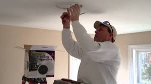 Hanging Ceiling Speakers by How To Install Speakers In Your Ceiling Youtube