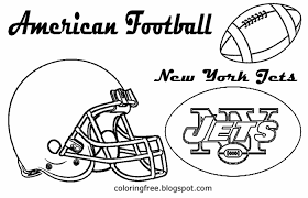 new york jets coloring pages coloring page