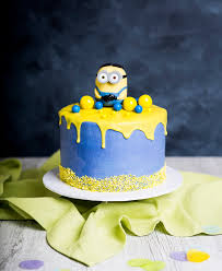 transformers cake topper itsdelicious minion drip cake keep the kids entertained with a delicious