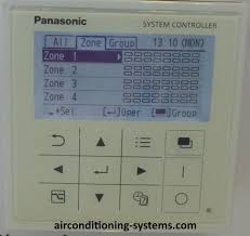 panasonic fan delay timer switch air conditioner controllers