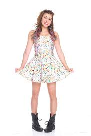 terez girls emoji 2 0 skater dress