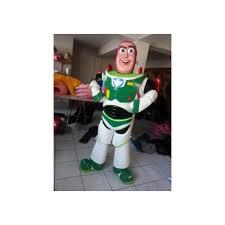 Super Deluxe Halloween Costumes Mascot Costume Buzz Lightyear Super Deluxe