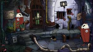 a point and click adventure comes to consoles with the help of a