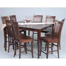 contemporary counter height table ligo products contemporary contemporary counter height table and