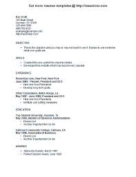 classic resume exle resume exle style 10 a classic design