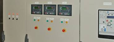 automatic mains failure amf panels