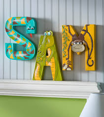 Letter Decoration Ideas by Decor Decorated Cardboard Letters Small Home Decoration Ideas