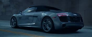 Audi R8 V10 Spyder - audi r8 v10 spyder featured in latest fifty shades of grey trailer