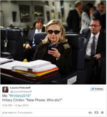 Hillary Clinton Texting Meme - 13 of the funniest reactions to hillary clinton s presidential bid