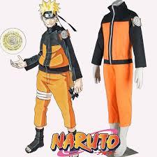 Naruto Halloween Costume Sale Anime Costume Naruto Uzumaki Cosplay Costume