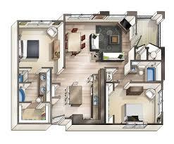 Flats Floor Plans by Flooring Spacious Twoedroom Apartments Apartment Floor Plans