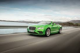 bentley green 2016 bentley continental gt speed first drive review page 2
