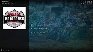 ama motocross logo ama pro raciing kodi v17 1 youtube