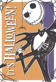 greeting card nightmare before it s