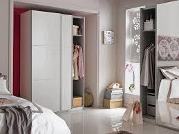 White Bedroom Cupboard - wardrobes corner dark brown wooden nightstand white striped blue