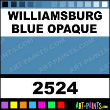 williamsburg blue opaque ceramcoat acrylic paints 2524