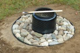 Firepit On Sale Washing Machine Drum Pit For Sale Repurpose A Washing