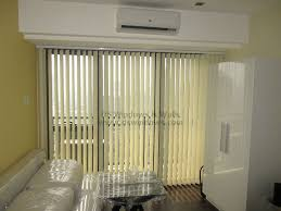 Blackout Venetian Blinds Blackout Fabric Vertical Blinds For Condo Units At Madaluyong City