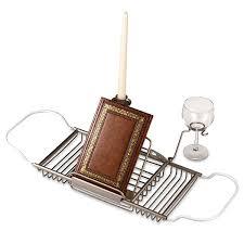 bathtub book holder glass u2014 steveb interior bathtub book holder