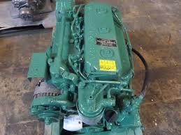 volvo penta 2003 marine diesel engine with transmission