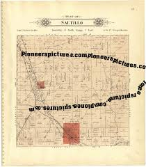 plat maps saltillo lancaster county nebraska plat map includes separate