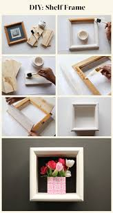 diy picture frames decor