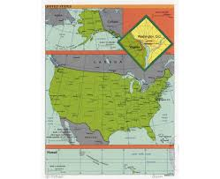 Map The Usa by Maps Of The Usa Detailed Map Of The Usa The United States Of