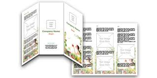free brochure templates for word to download free brochure
