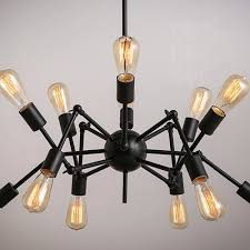 Bar Light Fixtures by Aliexpress Com Buy Nordic Industrial Loft Spider Design E27