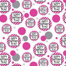 birthday gift wrap birthday gift wrapping paper printable journalingsage