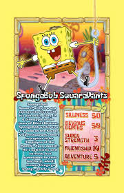 top trumps specials 3d spongebob squarepants amazon co uk toys
