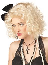 madonna halloween costumes wigs 80 u0027s discount wig supply
