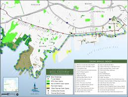 san francisco land use map blue greenway port of san francisco
