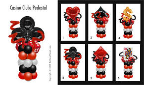 helium balloon delivery nyc casino theme no helium occasion pedestal nyc balloon delivery