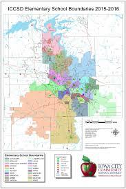 Iowa City Map Iowa City Community District Elections 2015 Ballotpedia