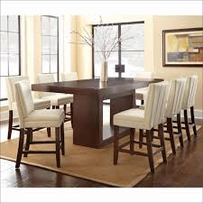 Bar Height Dining Room Table Sets Chair Bar Height Dining Table Black Counter Height Table And