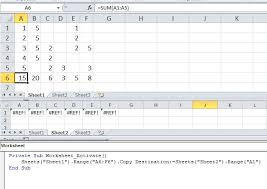 excel get value from sheet 1 to sheet 2