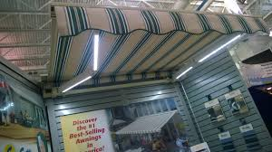 Where Are Sunsetter Awnings Made Shade One Retractable Awning Installation