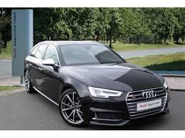 audi s4 for sale pistonheads used 2017 audi s4 avant 3 0 tfsi 354ps quattro for sale in